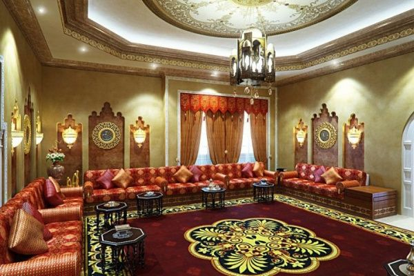 moroccan dekor